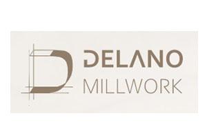 Delano Millwork logo
